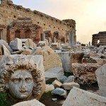 レプティス・マグナの考古学遺跡 / Archaeological Site of Leptis Magna