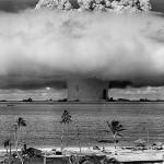 ビキニ環礁の核実験場跡 / Bikini Atoll, nuclear tests site