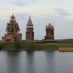 キジー島の木造教会建築 / Kizhi Pogost(キジー・ポゴスト)