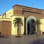 マラケシュの旧市街(メディナ) / Media of Marrakesh