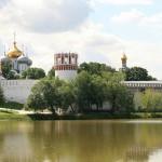 ノヴォデヴィチ女子修道院 / Ensemble of the Novodevichy Convent