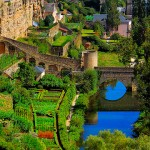 ルクセンブルク市:その古い街並みと要塞群 / City of Luxembourg: its Old Quarters and Fortifications