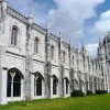 リスボンのジェロニモス修道院とベレンの塔 / Monastery of the Hieronymites and Tower of Belém in Lisbon