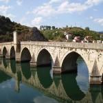 ヴィシェグラードのソコルル・メフメト・パシャ橋 / Mehmed Paša Sokolović Bridge in Višegrad