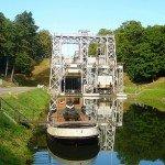 ラ・ルヴィエールとル・ルーにあるサントル運河の4つのリフトと周辺 / The Four Lifts on the Canal du Centre and their Environs, La Louvière and Le Roeulx