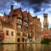 ブルージェ(ブルッヘ)歴史地区 / Historic Centre of Brugge
