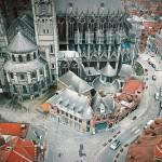 トゥルネーのノートルダム大聖堂 / Notre-Dame Cathedral in Tournai